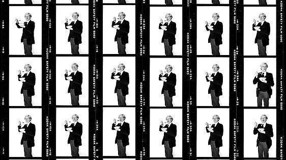 , 'Andy Warhol - Corn Flakes Contact Sheet,' 1978-2012, Vertu Fine Art