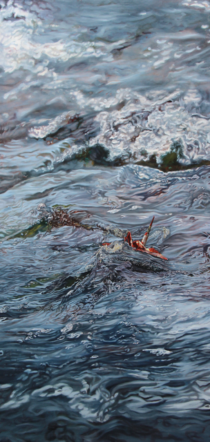 , 'Crane #39 (Carmel, CA),' 2016, Louis K. Meisel Gallery