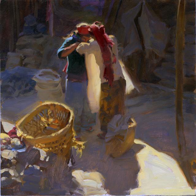 , 'Grain Sacks,' , Stremmel Gallery