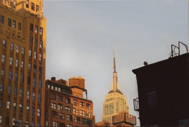 , 'Empire State,' 2014, Modernism Inc.