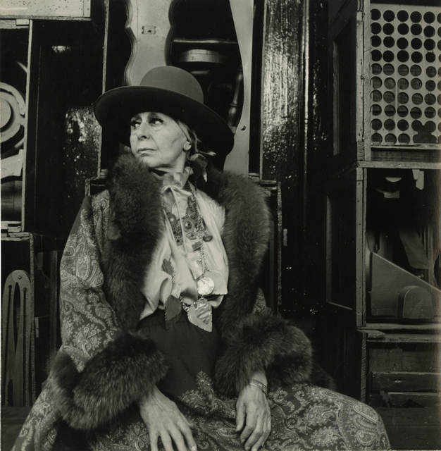, 'Louise Nevelson,' 1978, Thomas French Fine Art