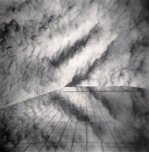 , 'Skyscraper and Clouds, New York, New York,' 2016, Dolby Chadwick Gallery