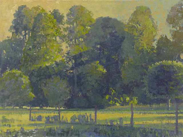 , 'The Park,' 2017, John Martin Gallery