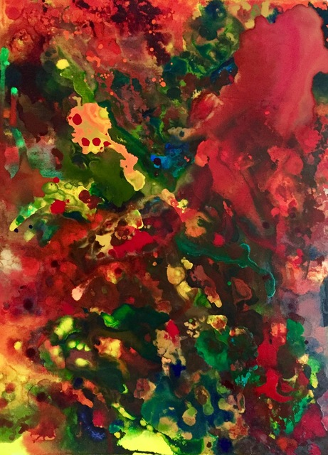 , '15LC,' 2017, Joshua Tree Art Gallery