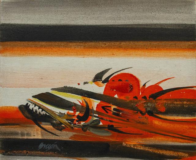 , 'Barracuda ,' 1968, Galería La Cometa