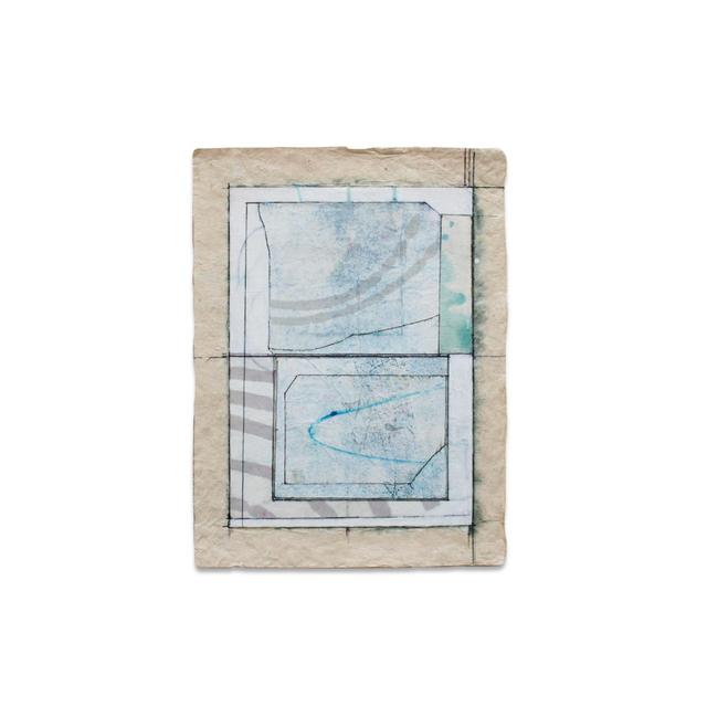 Lisa Weiss, 'Blue Loop', Exhibit by Aberson