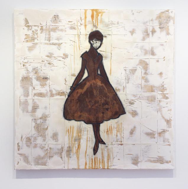 , 'Haute II,' 2013, Octavia Art Gallery