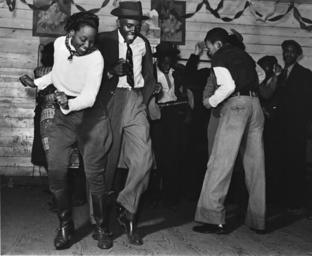 , 'Jitterbugging in the Juke Joint,' 1939, G. Gibson Gallery
