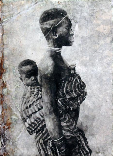 , 'Amazone - anonyme,' 2015, french art studio