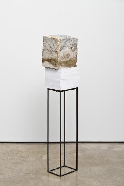 , 'White Lies 6,' 2017, Lora Reynolds Gallery