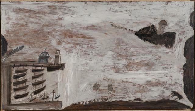 , 'St Ives Harbour,' ca. 1936, Crane Kalman Gallery