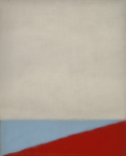 , 'Untitled (Blue/Red),' 2014, Berry Campbell Gallery