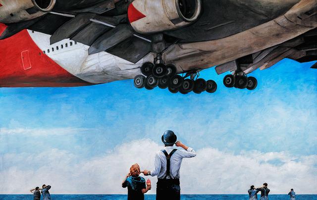 Algis Krisciunas, 'Weekend with may Father', 2018, nobig.art