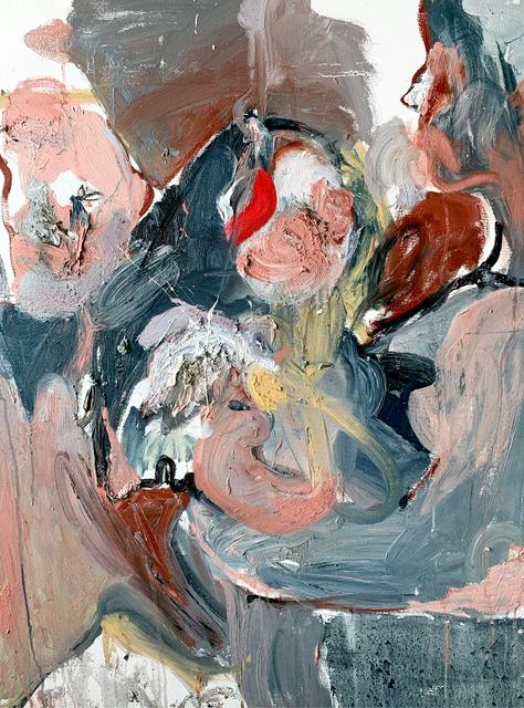 Mani Vertigo, 'Dialogue', 2018, Painting, Oil on canvas, Galleri Duerr