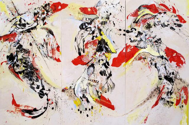 , 'New Year New Moon,' 2011, David Richard Gallery