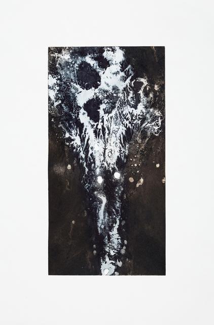 , 'Kepler 186a,' 2015, Umberto Di Marino