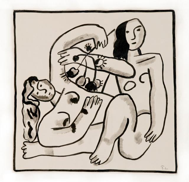 , 'Danceuses-Acrobates,' , Bogena Galerie