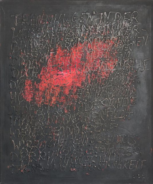 Heide Scheerschmidt, 'Pulsschlag', 1996, ARTBOX.GALLERY