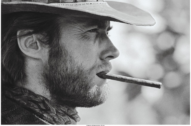 Lawrence Schiller, 'Clint Eastwood in Mexico', circa 1960s, Heritage Auctions