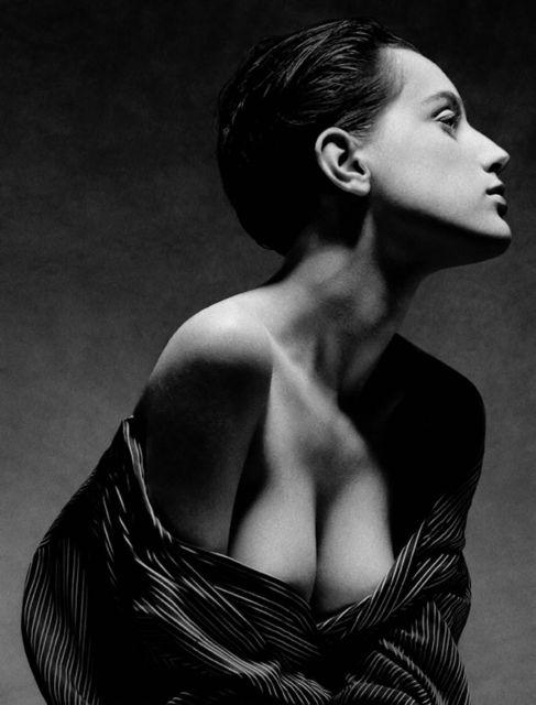 Albert Watson, 'Charlotte in Pajamas, New York City', 1988, Holden Luntz Gallery