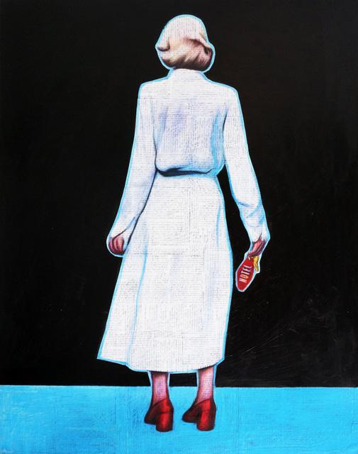 Annie Terrazzo, 'Bye', 2019, White Court Art