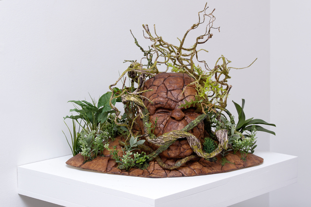 Gilles Barbier, 'A Very Old Thing', 2015, GALERIE GEORGES-PHILIPPE ET NATHALIE VALLOIS