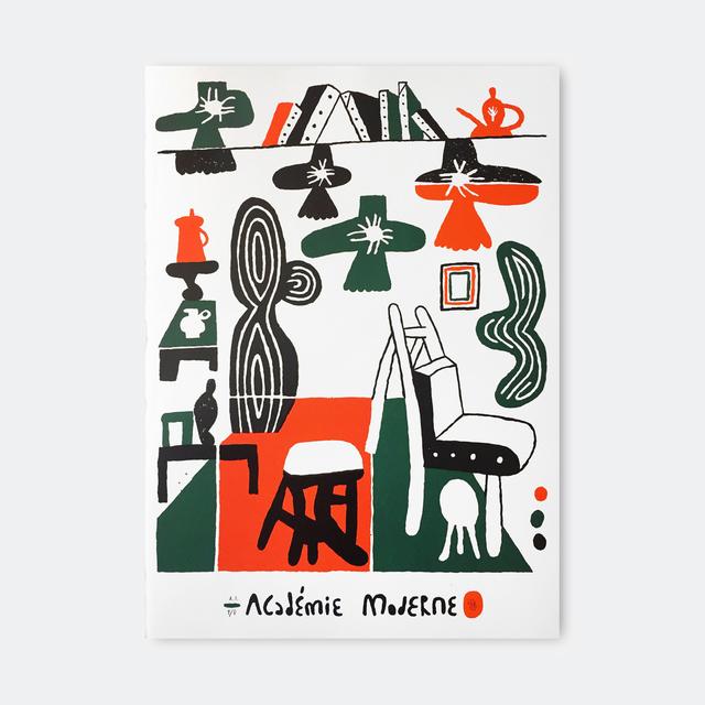 , 'Académie Moderne,' 2018, V1 Gallery
