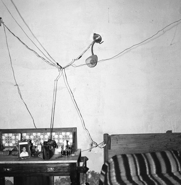 , 'Bedroom of Railway Worker, De Aar, ,' 1984, Alex Daniels - Reflex Amsterdam