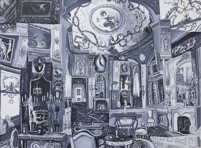 , 'A Vast Mirror,' 2017, SILAS VON MORISSE gallery