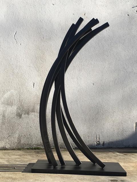 , '88.5˚ Arc x 9,' 2016, Galería Cayón