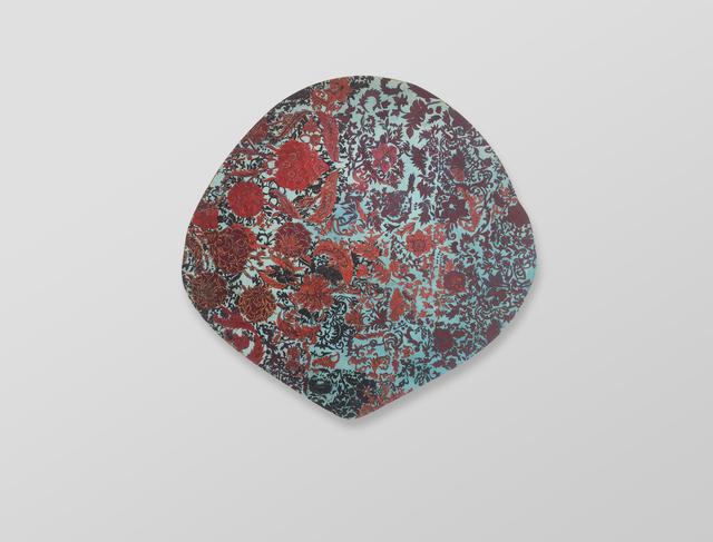 , 'Red Pattern,' 2017, GRIMM