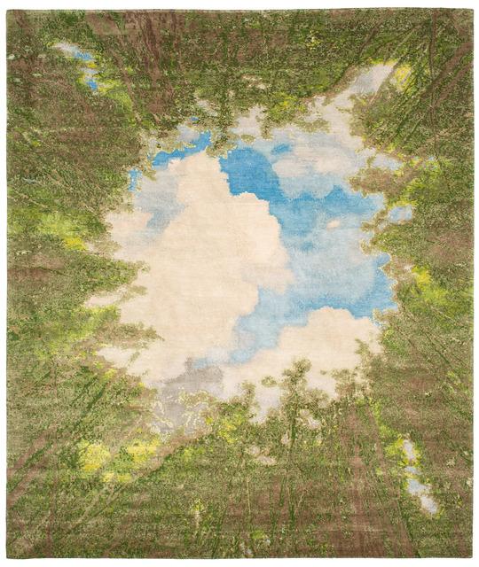 Jan Kath, 'Magic View 2 rug', 2018, Design/Decorative Art, Silk and Wool, Galerie SORS