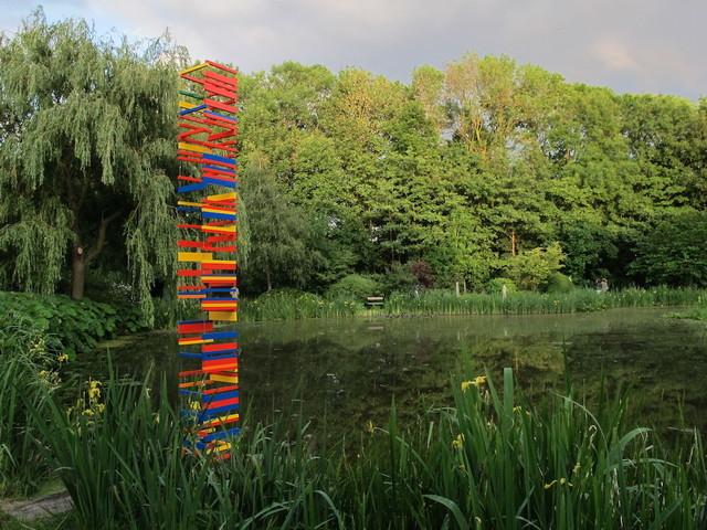 Willem Besselink, 'Kiezwege Heemraadsplein', 2014, NL=US Art
