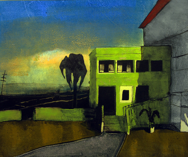 , 'Hotel by the Sea,' , Stanek Gallery