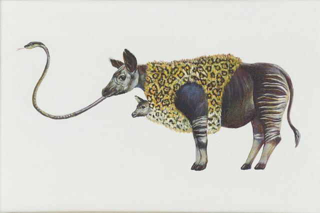 , 'Index 20 - Okapi, LSS #1,' 2017, Childs Gallery
