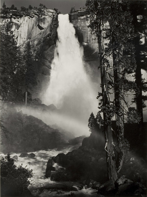 , 'Nevada Fall, Yosemite National, Park, California,' 1950, Robert Mann Gallery