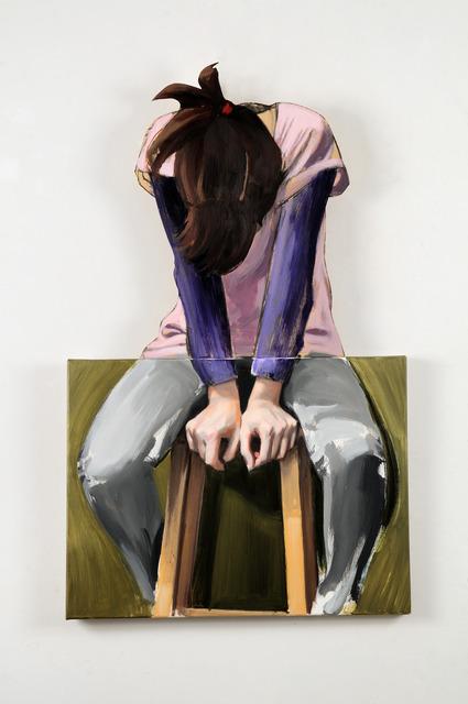 , 'Territorio (5),' 2013, Dharma Fine Arts