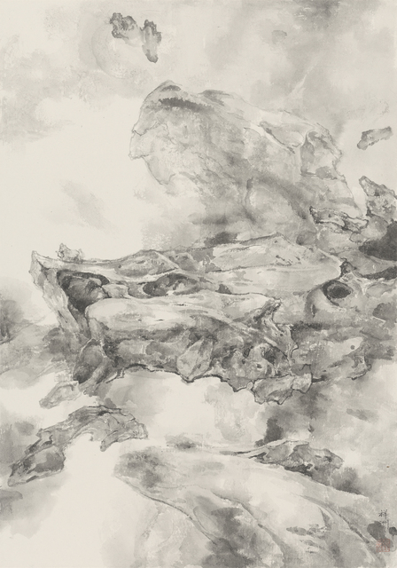 , 'Mending the Sky (i) ,' 2015, Ink Studio