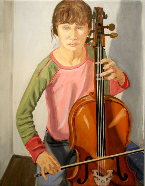 , 'Portrait of Sophie,' 2006, Betty Cuningham