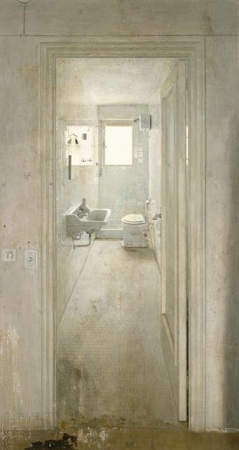 , 'El Cuarto de Baño (The Bathroom),' 1966, Museo Thyssen-Bornemisza