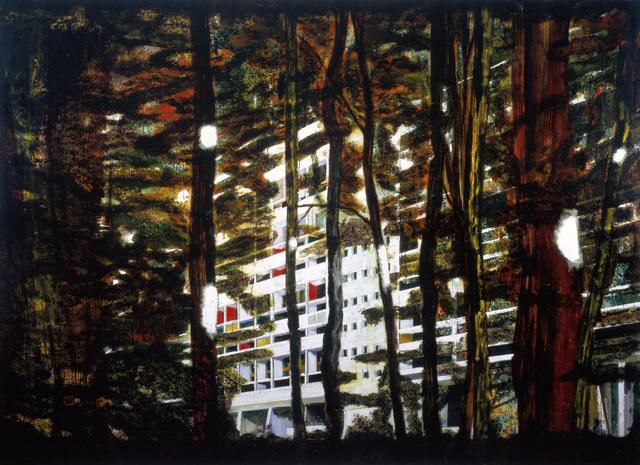 , 'Concrete Cabin II,' 1992, Fondation Beyeler