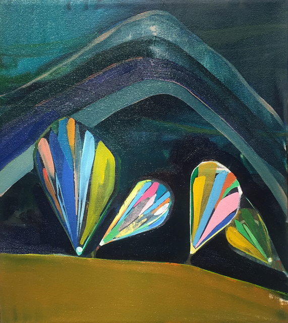 Charlotte Evans, 'Flashlight Balloons', 2016, Candida Stevens Gallery
