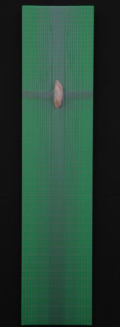 , ' Atüna Kotoorojúin (pluma verde),' 2011, Art Nouveau Gallery