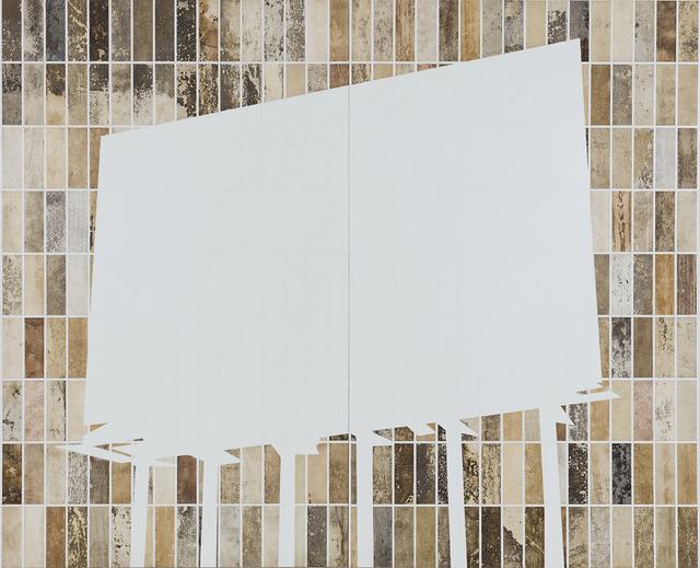 , 'Billboard,' 2017, Galeria Nara Roesler