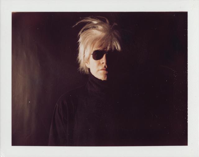 Andy Warhol, 'Self-Portrait in Fright Wig', ca. 1986, Christie's Warhol Sale