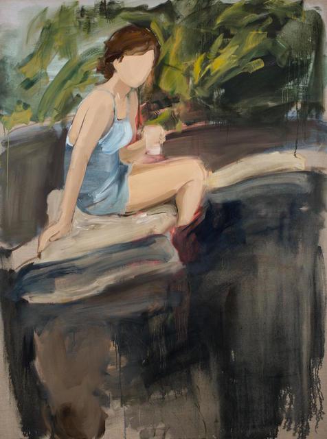 , 'Pond,' 2016, Hosfelt Gallery