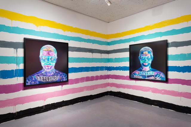 , 'BETTER MAN & Boundaries of Sense,' 2017, Savina Museum of Contemporary Art
