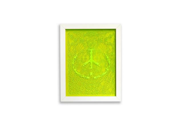 , 'Flowering Peace (Yellow),' 2017, Garis & Hahn