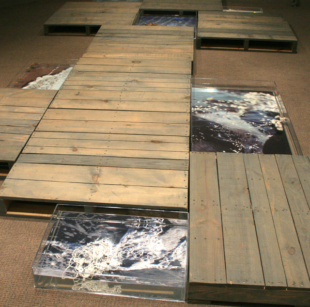 , 'Tidal Pools,' 2009-2017, InLiquid
