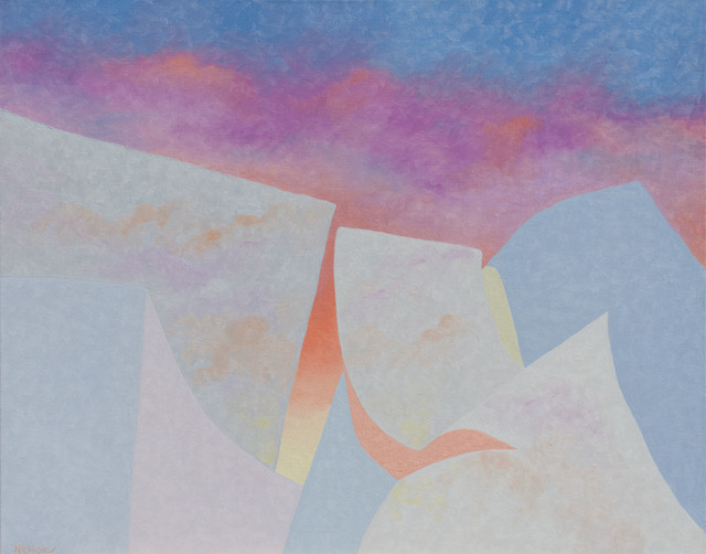 , 'Disney Cathedral Sunrise,' , Fabrik Projects Gallery